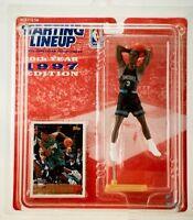 Shareef Abdur-Rahim Vancouver Grizzlies NBA Starting Lineup Acton Figure NIB