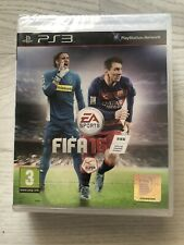 FIFA 16 - PlayStation 3 PS3 Import cover Game English New, Sealed Distorted Case