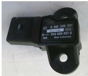 VW Touran TSI Drucksensor Bosch 0261230081   Nr.1