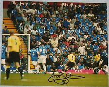 Joey Barton signed photo (Man City / Rangers/ QPR / Newcastle / England)