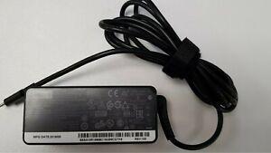 Genuine 45W USB-C Type-C Charger for Lenovo Chromebook 100e 300e 500e C330 S330