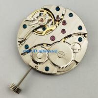 17 Jewels Swan Neck 6497 Hand winding Movement Fit Parnis Men's Watch P18