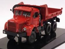 Berliet GBC8 6x6 Truck 1958 Red 1:43 NOREV 690012
