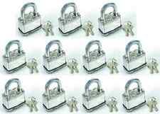 "Lock Set Master M5KA (Lot 11) KEYED ALIKE Large 2"" Body Carbide Shackle Magnum"
