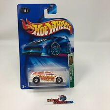 Audacious #111 * Treasure Hunt * 2004 Hot Wheels * WA12
