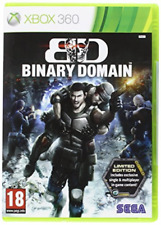 Xbox-Binary Domain Limited Edition /X360  GAME NUOVO