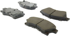 Disc Brake Pad Set-GAS Front Stoptech 305.15220