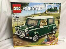 Lego 10242 Mini Cooper New SEALED Box Collector Car PERFECT BOX