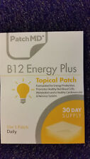 PatchMD B12 Energy Plus Patch 30-patches Patch-MD BB