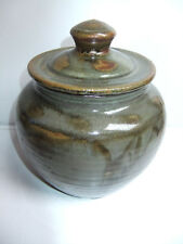 Svend Bayer Lidded Jar Height 18cm