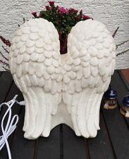 Große Engelsflügel mit Licht Indoor Engel  Flügel groß Lampe Tischlampe Neu