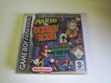 Nintendo Gameboy advance Mario vs Donkey Kong red strip (Sealed)