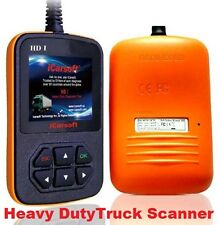 Heavy Vehicle Diagnostic Code Reader Scan tool iCarsoft HDI