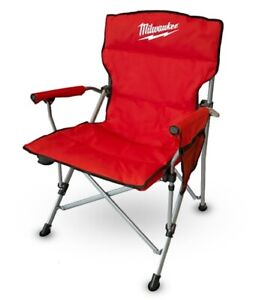 Milwaukee Tools Tailgate Folding Chair for camping games and more