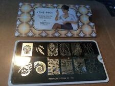 MoYou London Nail Art - Pro - XL - O5- Stamping Plate