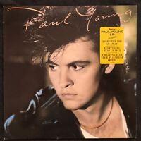 Paul Young LP The Secret Of Association - Europe (EX/EX)