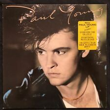 Paul Young LP The Secret Of Association - Europe (EX/EX)