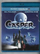 Casper (Blu-ray Disc, 2014) Bill Pullman, Christina Ricci, Eric Idle