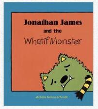 Usborne Jonathan James and the Whatif Monster (2013, Paperback)