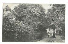 The Planks Swindon Postcard.