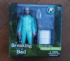 MEZCO Breaking Bad Walter White Green Hazmat Suit NYCC 2013 Figure - 500 made