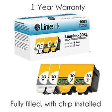 4 PK 30XL Printer Ink Cartridges for KODAK Hero 3.1 5.1 ESP C510 C310 2150 2170