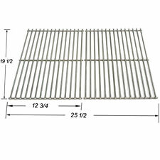 """Solid Stainless Steel Cooking grid Replacement DCS and other grill, 19 1/2""""x 25"""""""