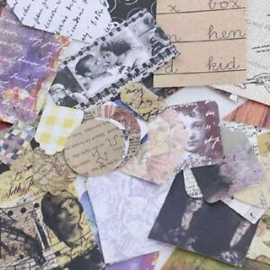 Bulk Package of 480 Collage of Assorted Hang Tags Perfect for Scrapbooking