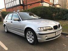 BMW 320D SE ESTATE 2002 1 OWNER FULL SERVICE HISTORY