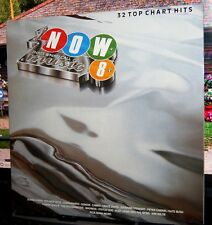 """VARIOUS. """"NOW THAT'S WHAT I CALL MUSIC 8""""  VIRGIN/EMI UK 1986 DBL. G/F. EX COND."""