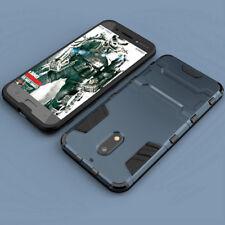For Nokia 1 2 3 5 6 8 9 Shockproof Armor Soft Bumper Hybrid Hard Back Case Cover