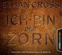 ETHAN CROSS - ICH BIN DER ZORN  6 CD NEW