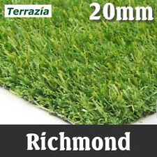 Artificial Grass Instant Lawn Realistic Fake Turf quality sample 'Richmond'
