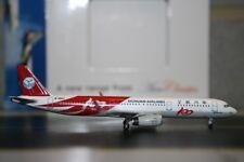 "Aeroclassics 1:400 Sichuan Airlines Airbus A321-200 B-1663 ""100th"" (ACB1663)"