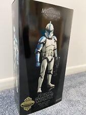 Sideshow Militaries Of Star Wars Republic Clone Lieutenant Figure 1/6 Scale
