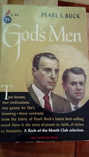 GOD's MEN,  Pearl S. Buck - Pocktet books, in english, en anglais, in engels