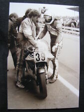 Photo Docshop Suzuki RGB500 #39 Rob Punt (NED) EK Road Races Assen 1987 #1