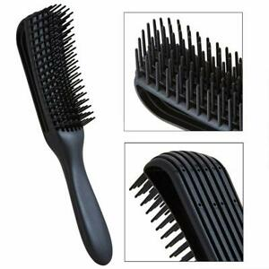 Detangling Brush For Curly Hair-African American Natural hair Styling Comb Tools