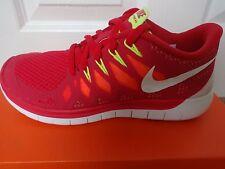 Nike Free 5.0  running trainers shoes 642199 601 uk 3.5 eu 36.5 us 6 new+box