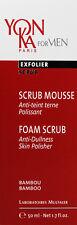 Yonka For Men Foam Scrub Mousse 1.7oz(50ml)  BRAND NEW