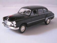 Russian Cars  / GAZ 12 ZIM Version /  Black / unbespielt / 1:43 / DeAgostini OVP