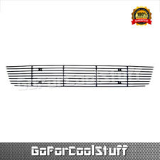 For Chevy Cruze Ltz Rs Package And Turbo 11-13 Black Bumper Billet Grille