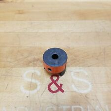 """LOVEJOY L-070 Type Jaw Coupler, .375"""" Bore - USED"""