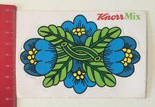 Aufkleber/Sticker: Knorr Mix (040616178)