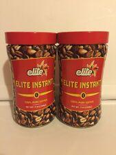 2 Elite Instant Coffee Nescafe 200g / 7oz Kosher, Product Of Israel/ Parve,