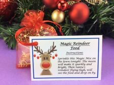 Red Magic Reindeer Food - Christmas Eve Box - Christmas Traddition - Dust Xmas