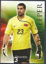 FUTERA 2010 WORLD FOOTBALL-SERIES 2- #413-TURKEY-VOLKAN DEMIREL