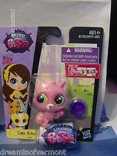 Littlest Pet Shop Cami Kitson #3880 New in Package, sealed!