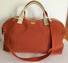 *Jump Uppsala Soft Weekend Bag Leather Trim