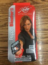 Kimber Gray Pepper Blaster II -  Pepper spray self defense (Exp Dec 2021)